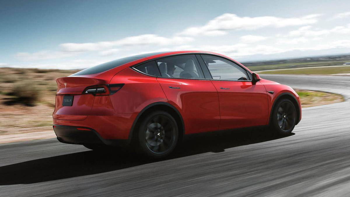 Nå har Tesla Model Y fått norsk lanseringsvindu