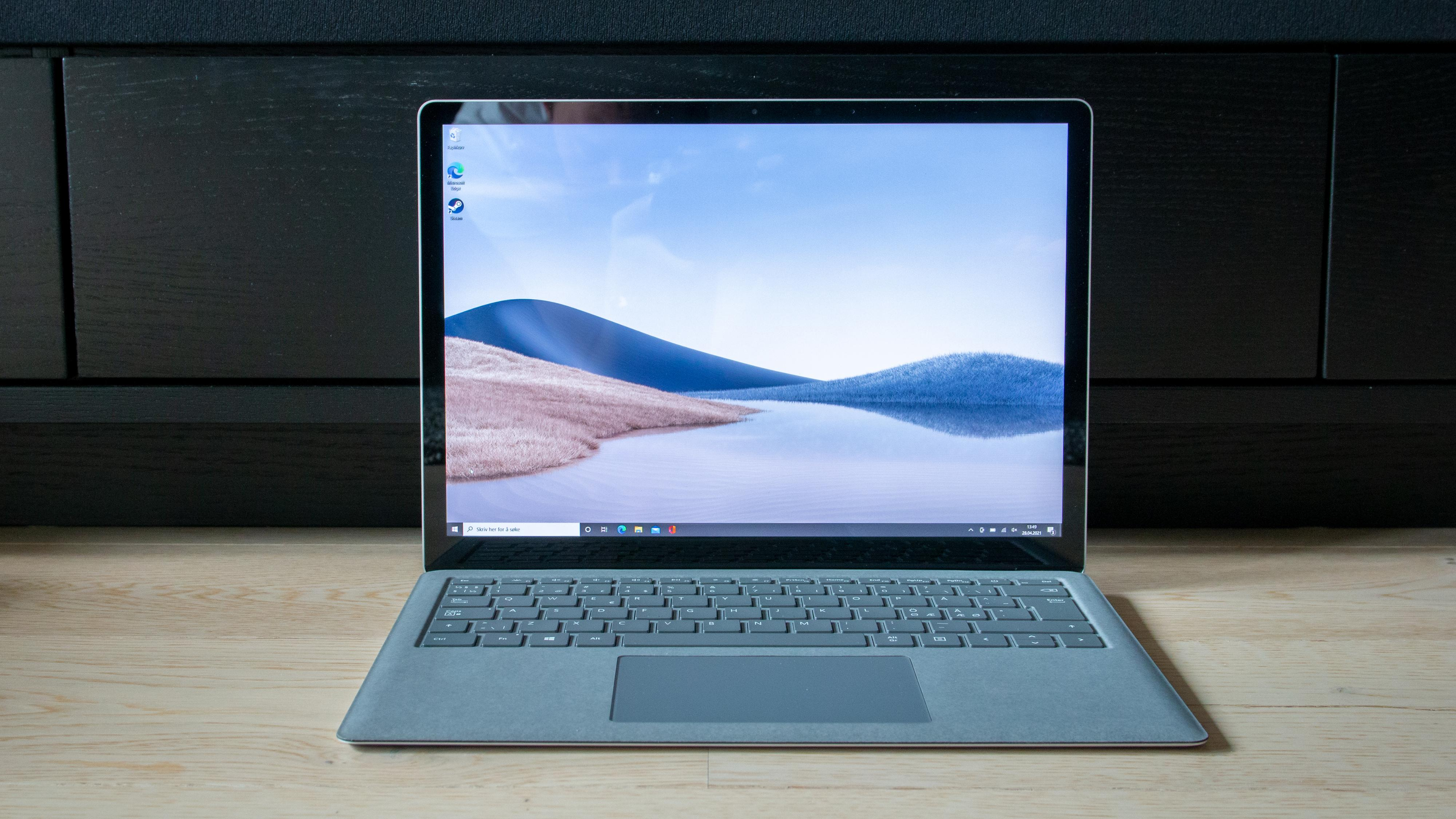Microsofts egen bærbare har blitt rimeligere og mye kraftigere