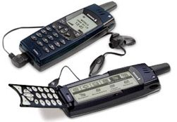 Ericsson R380 var først med Symbian OS.