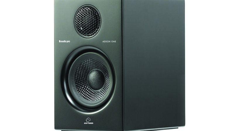 Mer mini-monitor fra Audio Pro