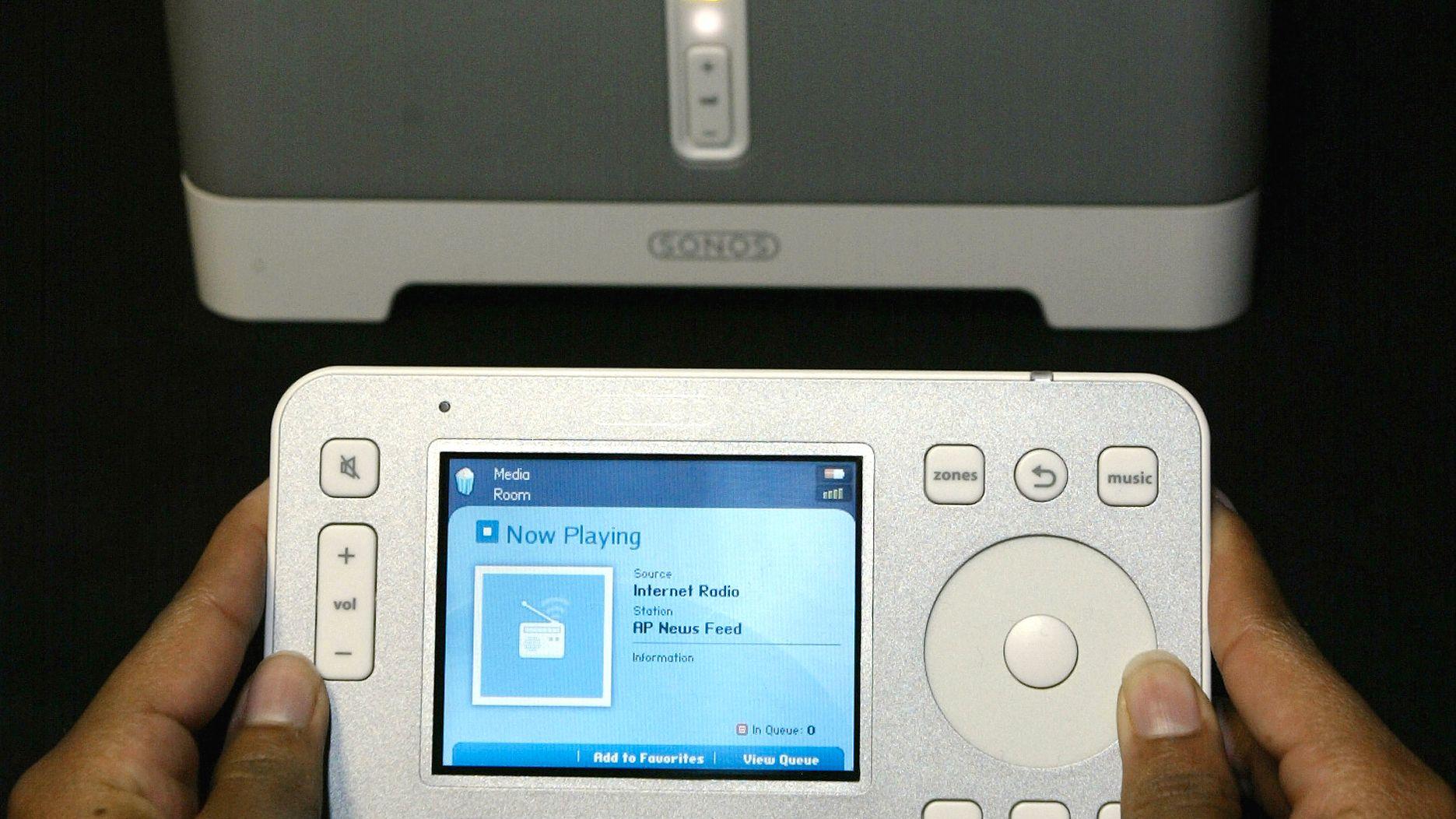 Sonos: Ikke mulig å reversere «resirkuleringsmodus»