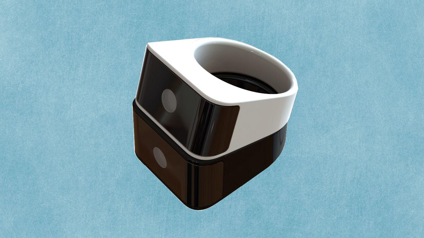 Her er en smart ring som forteller deg når du har fått nok sol og D-vitamin