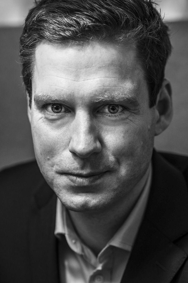 Christopher Ringvold, produktdirektør på FINN-torget. Foto: Finn.no / Caroline Roka