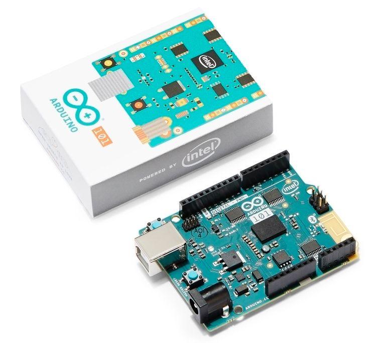 Arduino 101. Foto: Intel/Arduino