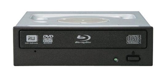 Rask Blu-ray-brenner fra Pioneer