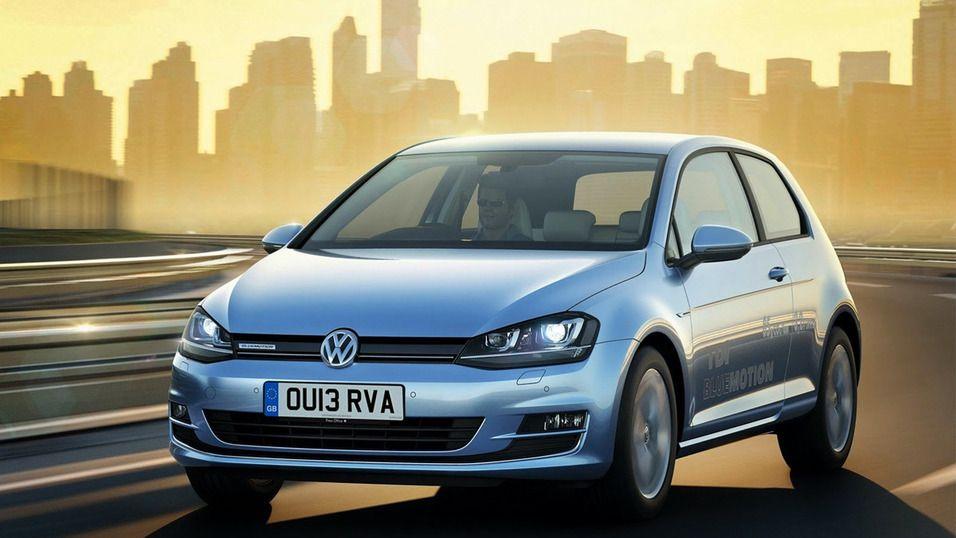 Dette er blant bilene som ble solgt som en «clean diesel» mellom 2012 og 2015. Lengre fra sannheten er det vanskelig å komme. Foto: Volkswagen