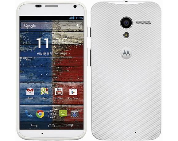 Motorola Moto X.Foto: Motorola