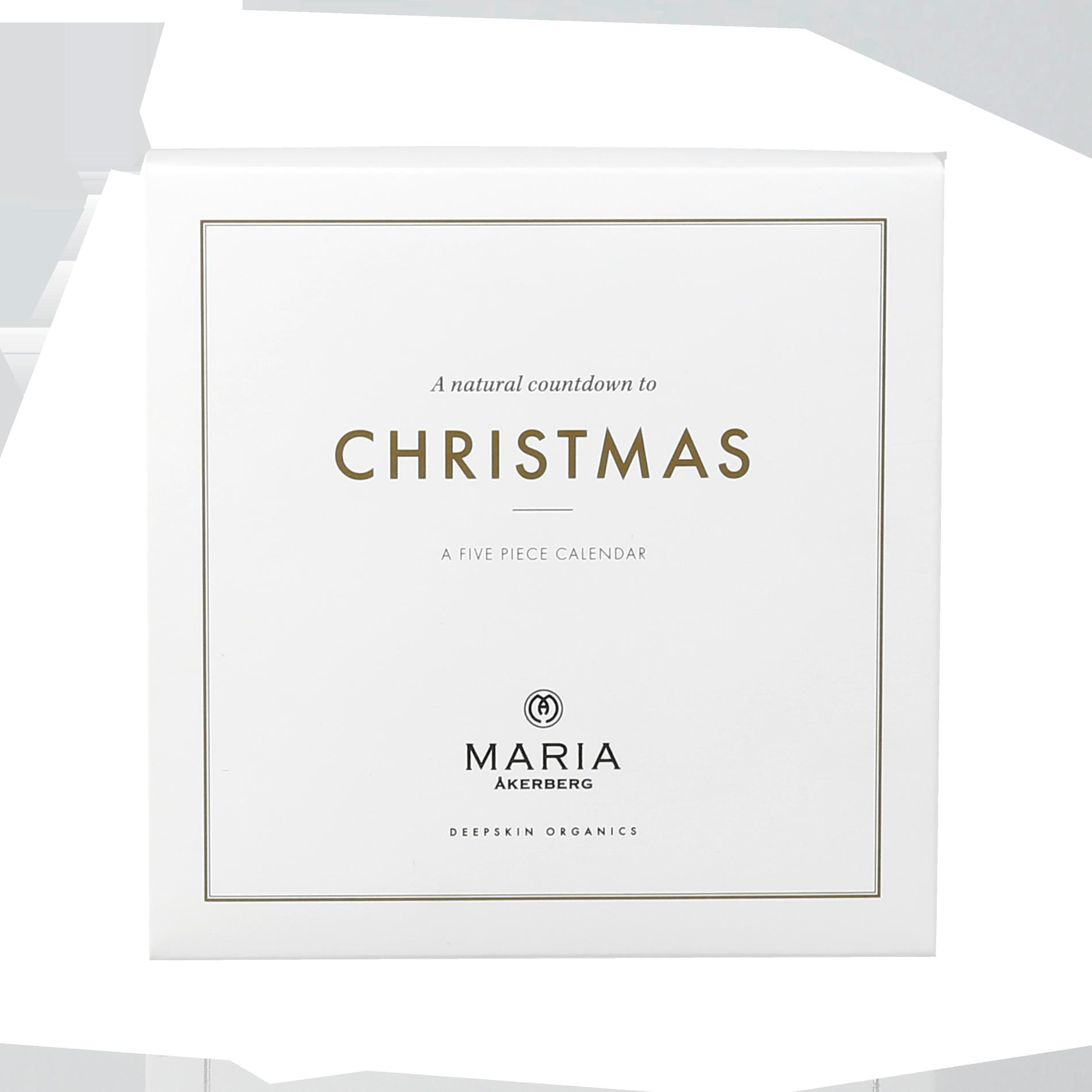 Julkalender från Maria Åkerberg