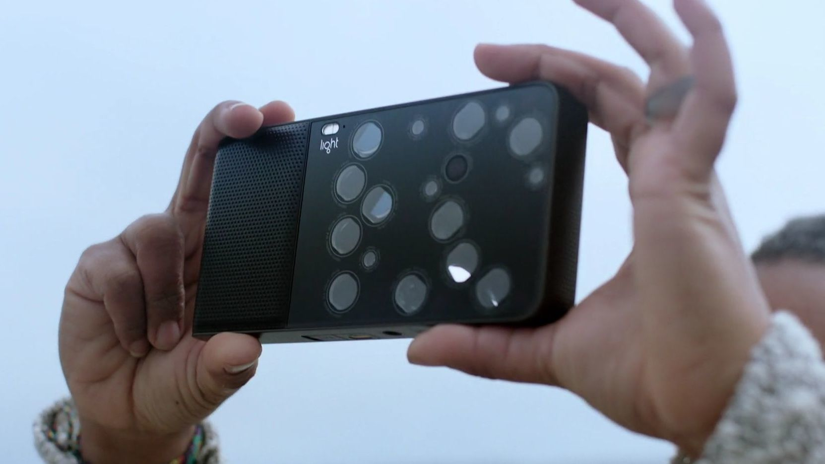 Lights kompaktkamera med 16 linser og en prislapp på drøyt 2000 euro. Er de involvert også i Nokias nyeste? Bilde: Light
