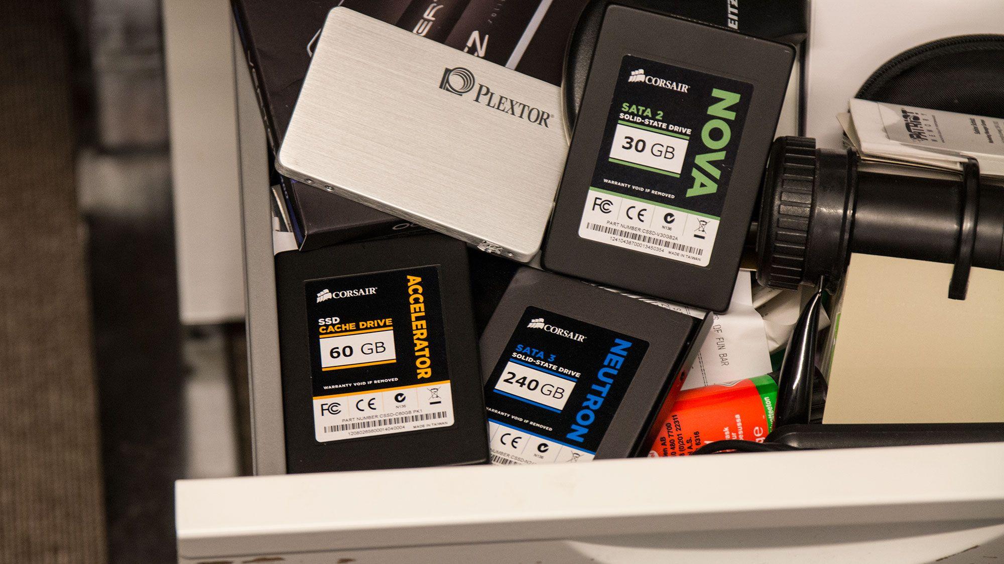 Gjør du dette, kan du miste alle filene på SSD-en din
