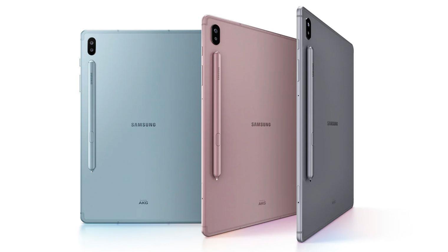 Samsung slipper nytt nettbrett for å konkurrere med iPad Pro
