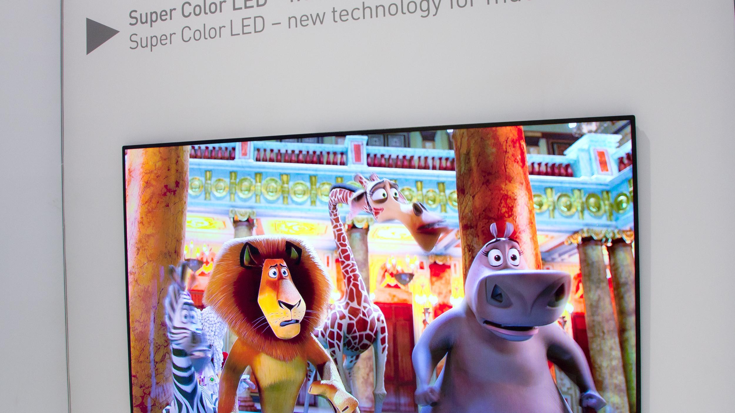 Grundig med alternativ til OLED