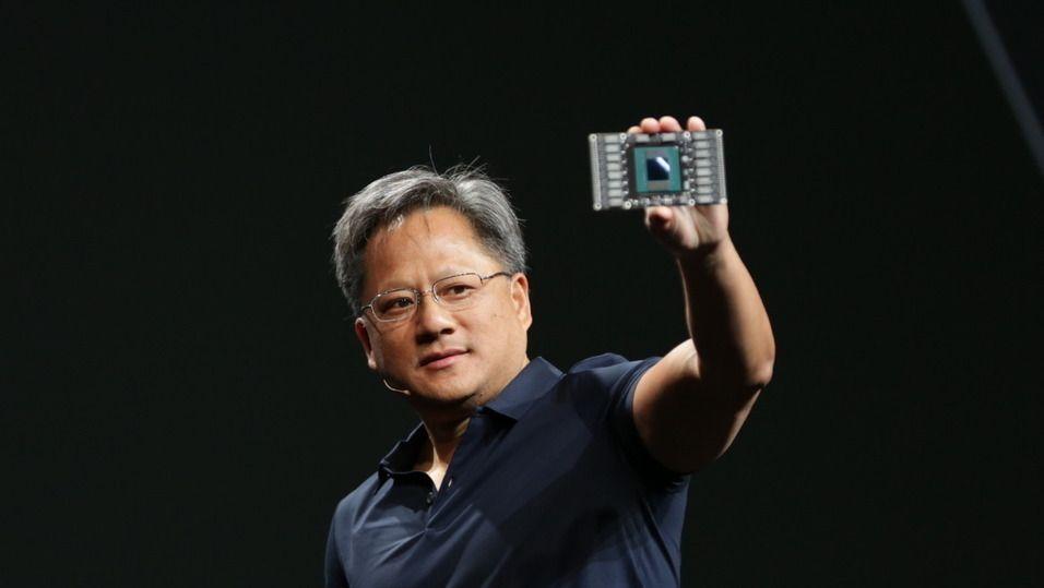 Nvidias toppsjef Jen-Hsun Huang viste frem Pascal allerede under GPU Technology-konferansen i 2014. Det tyder på at vi får den i hende i løpet av andre halvår.