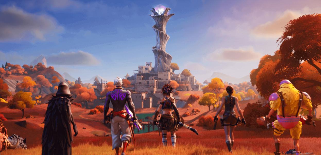 Fortnite Season 6 – Primal har store endringer, også på kartet.