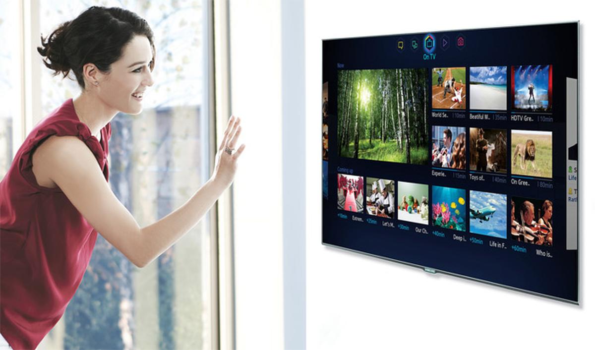 Magine-appen kan installeres på Smart-TV-apparater.Foto: Samsung