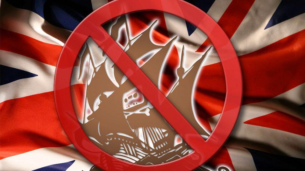 Nå blir Pirate Bay blokkert i England