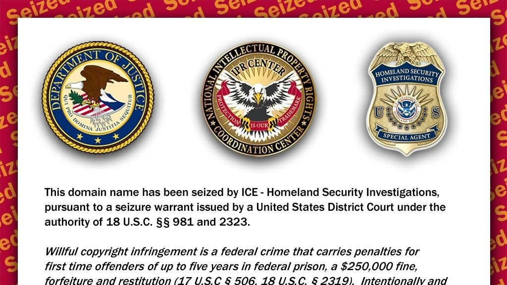 USA kapret 70 domener