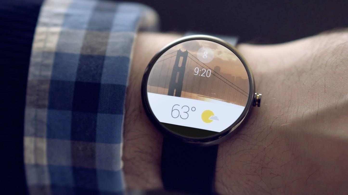 Forhåpentligvis får vi snart se vanlige smartklokker fra Google, noe det har gått rykter om en stund. Dette er et illustrasjonsbilde.
