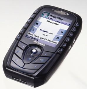 Selv om Siemens ga SX1 en penere farge ble telefonen ikke noen stor suksess.