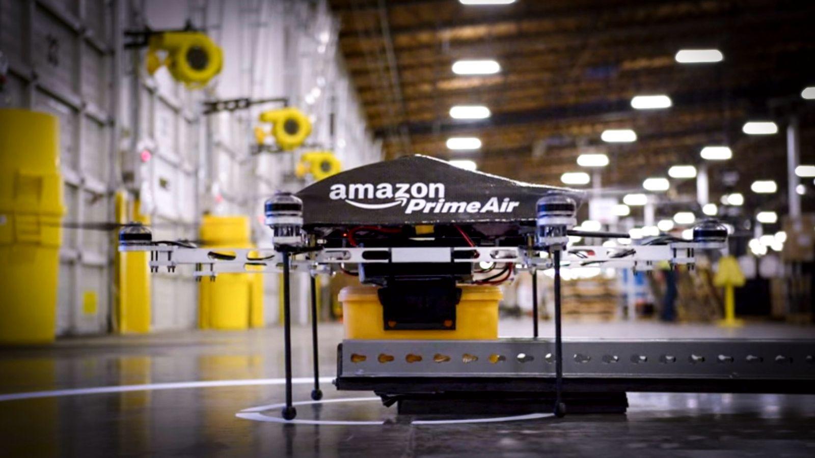 – Nå sprer Amazon seg til Norden, og det er ikke bare næringslivet som bør skjelve