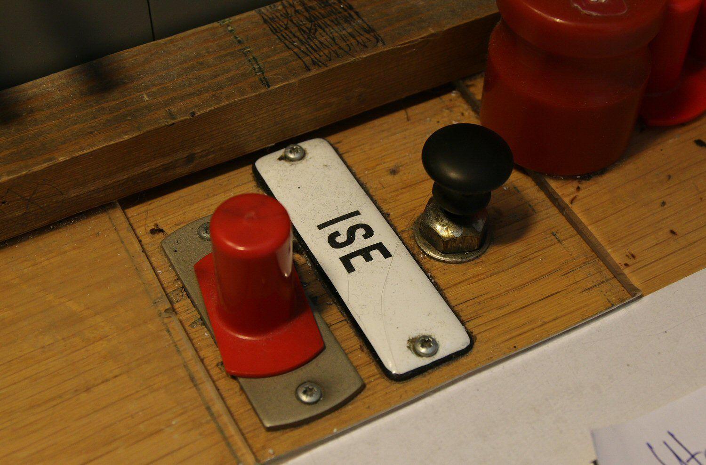 Signaltelegrafstengene.Foto: Vegar Jansen, Tek.no