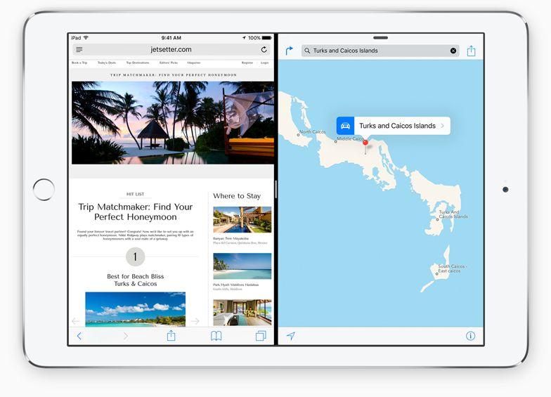 Skjermdeling har omsider kommet også til iPad, men bare til noen av de aller nyeste modellene. (Foto: Apple)