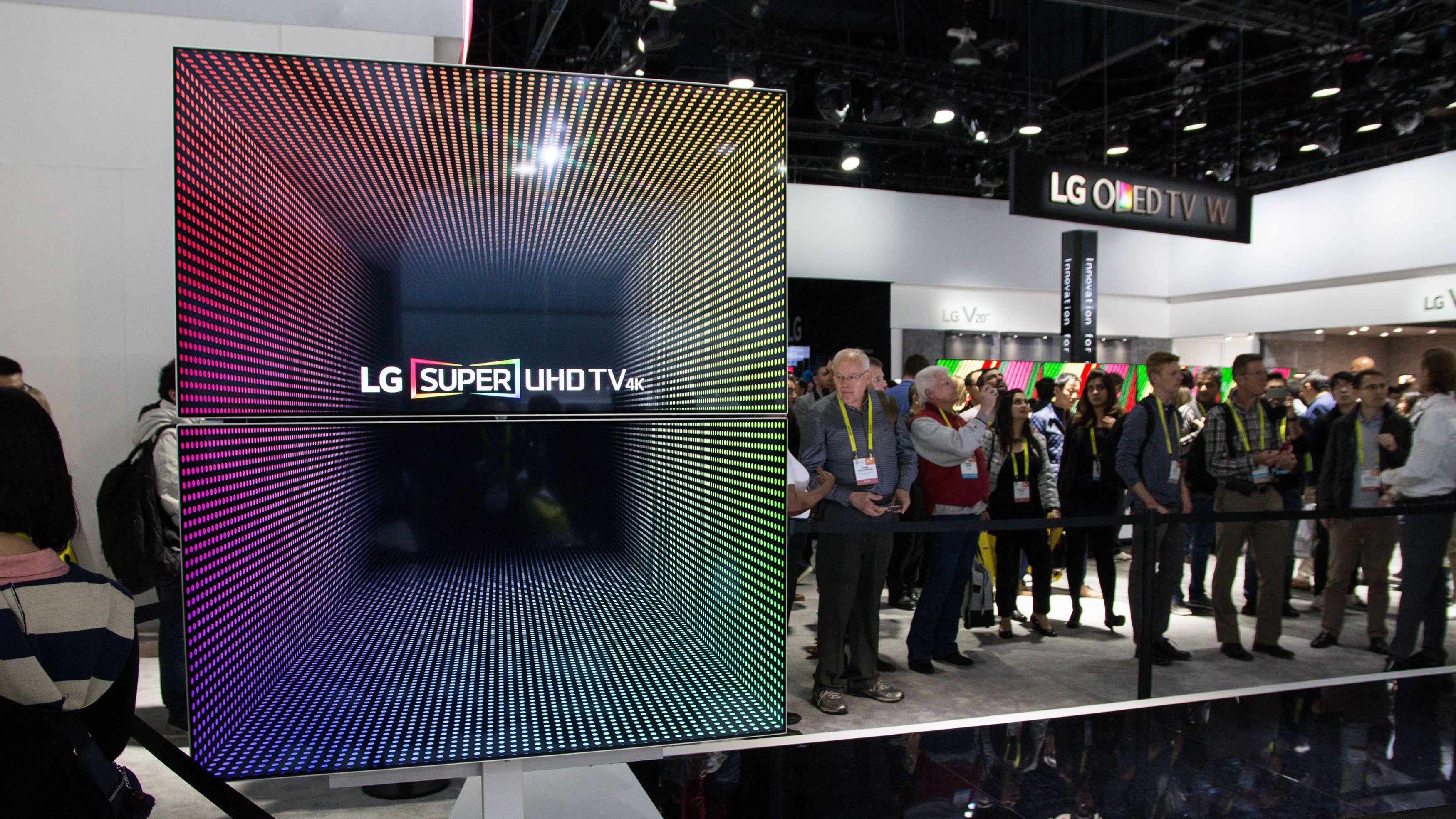 LCD-TV-en er ikke død!