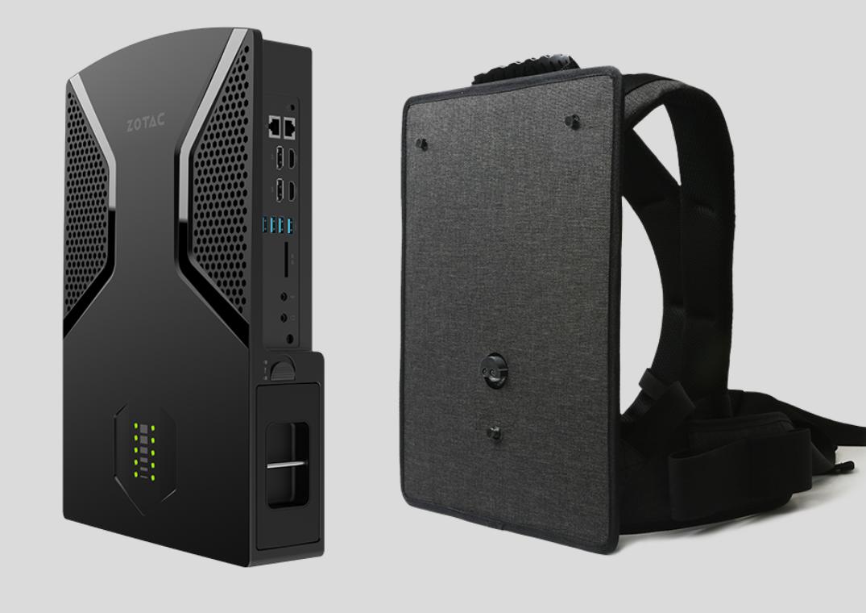 VR GO får en oppgradering, i form av GTX 1080-skjermkortet. Bilde: Zotac