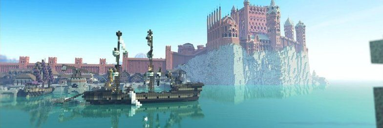 Meisler ut Game of Thrones i Minecraft