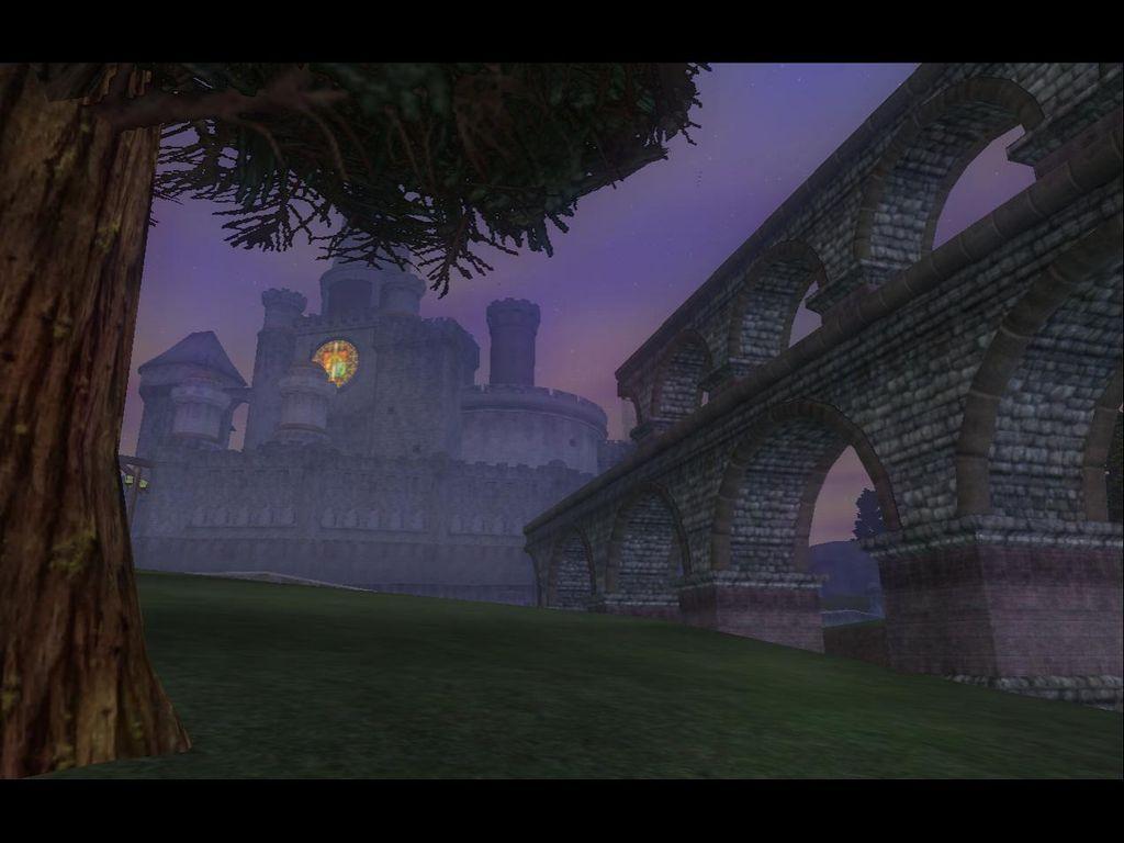 Mange fine landskaper i EverQuest.