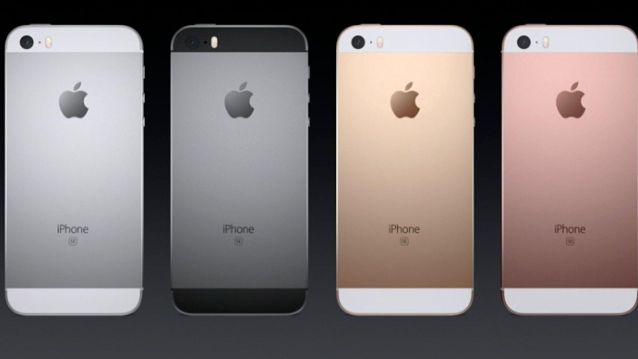 Slik er Apples nye iPhone