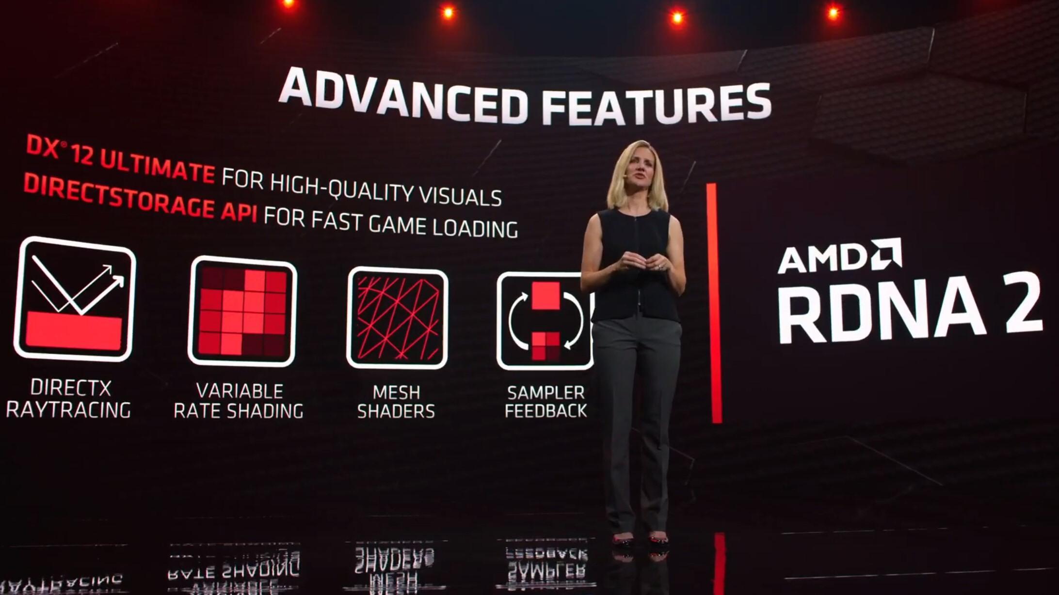 RDNA 2-arkitekturen skal på alle måter være bedre enn forgjengeren. Den har nye teknologier, er mer energieffektiv og yter dobbelt så godt som forrige AMD-generasjon i 4K. Ifølge AMD selv, altså.
