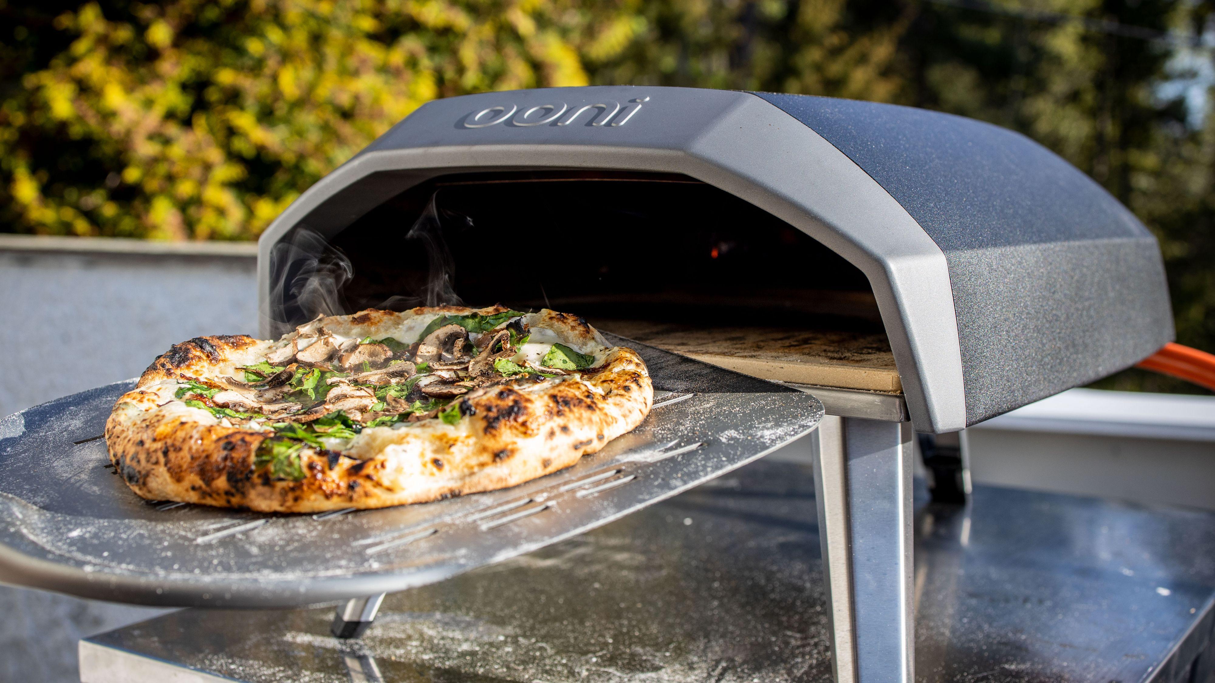 Oppdatert: Med disse kan du lage en perfekt pizza på under to minutter