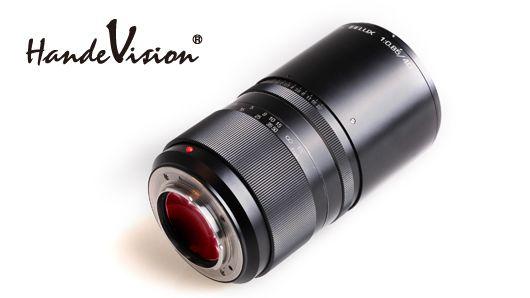 Handevision IBELUX 40 mm f/0.85.Foto: Handevision