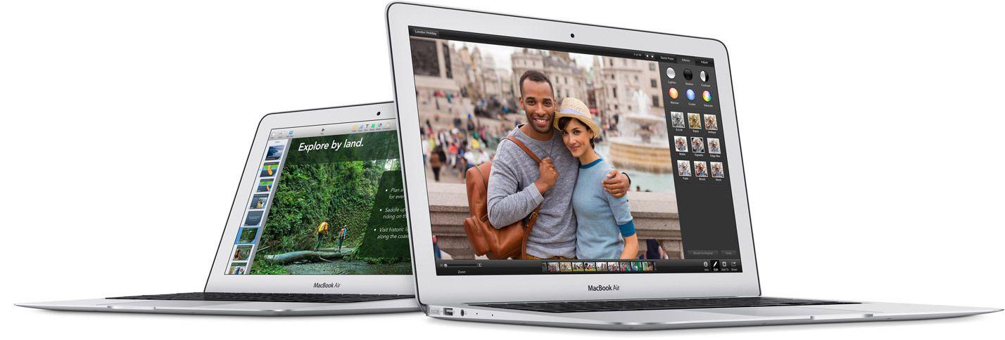 Ny MacBook Air kan være på vei.Foto: Apple