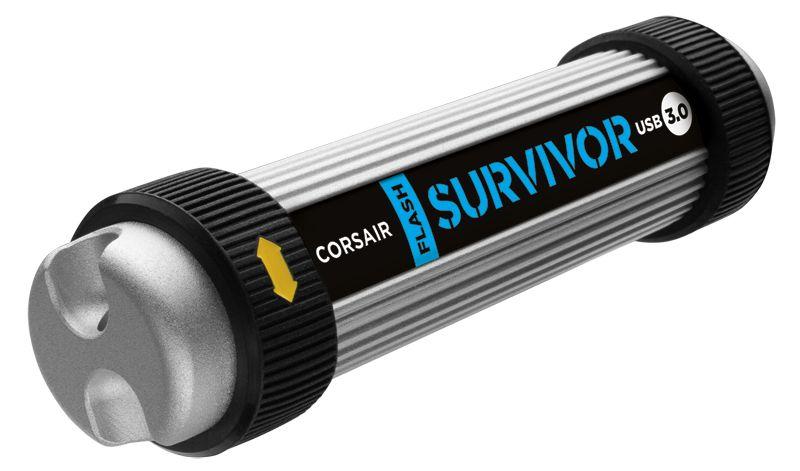 Testet: Corsair Flash Survivor USB 3.0