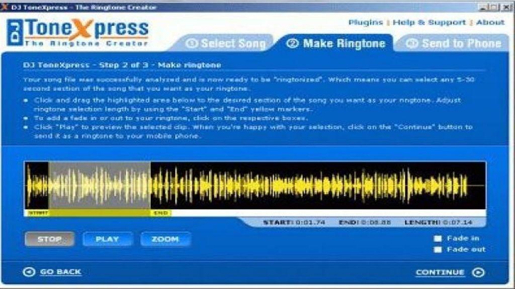 DJ ToneXpress The Ringtone Creator 4.5