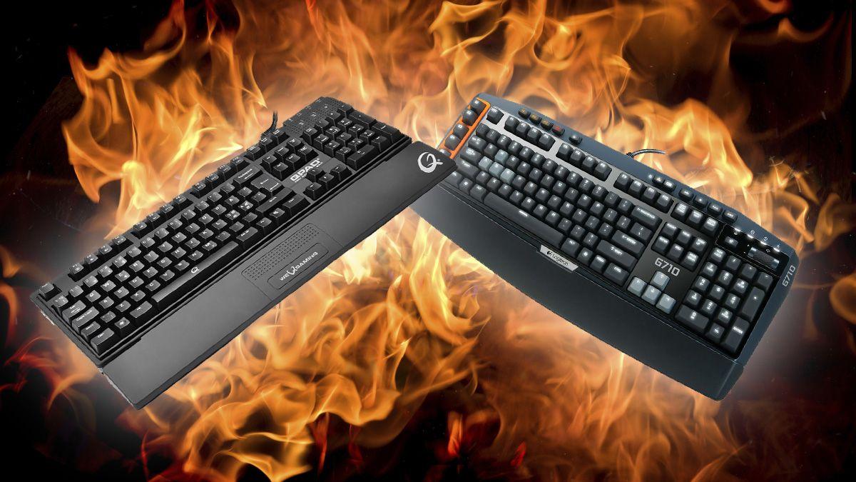 Dette er de mest populære spilltastaturene