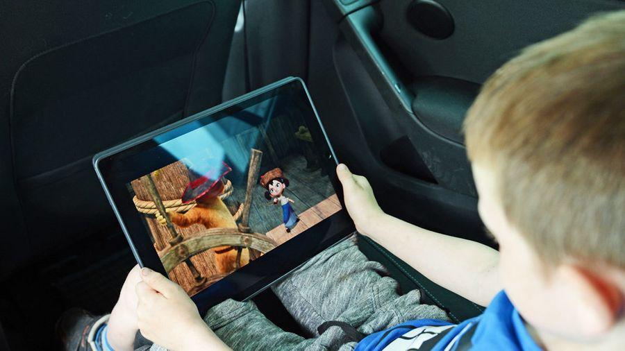 – Barns kognitive evner kan bli svakere av skjermtid
