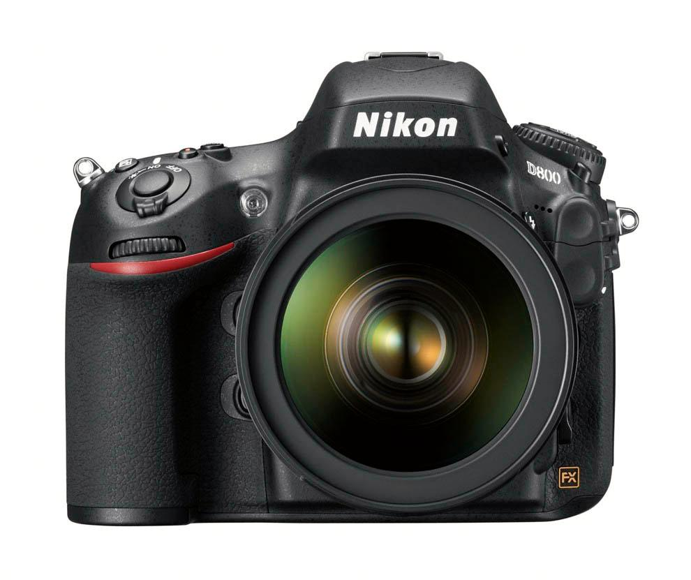 Nikon D800.Foto: Nikon