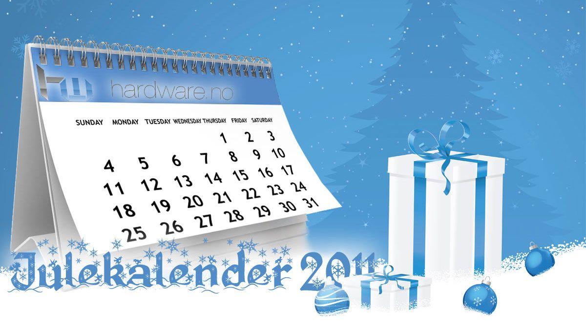 Julekalender 2011 – luke 18