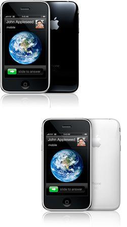 utgaven med 16 GB lagringsplass kommer også i hvitt.