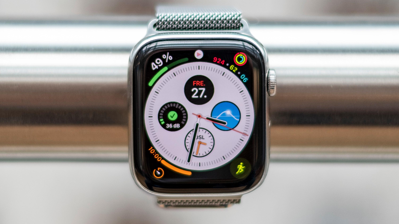 Apple Watch kan få søvnmåling
