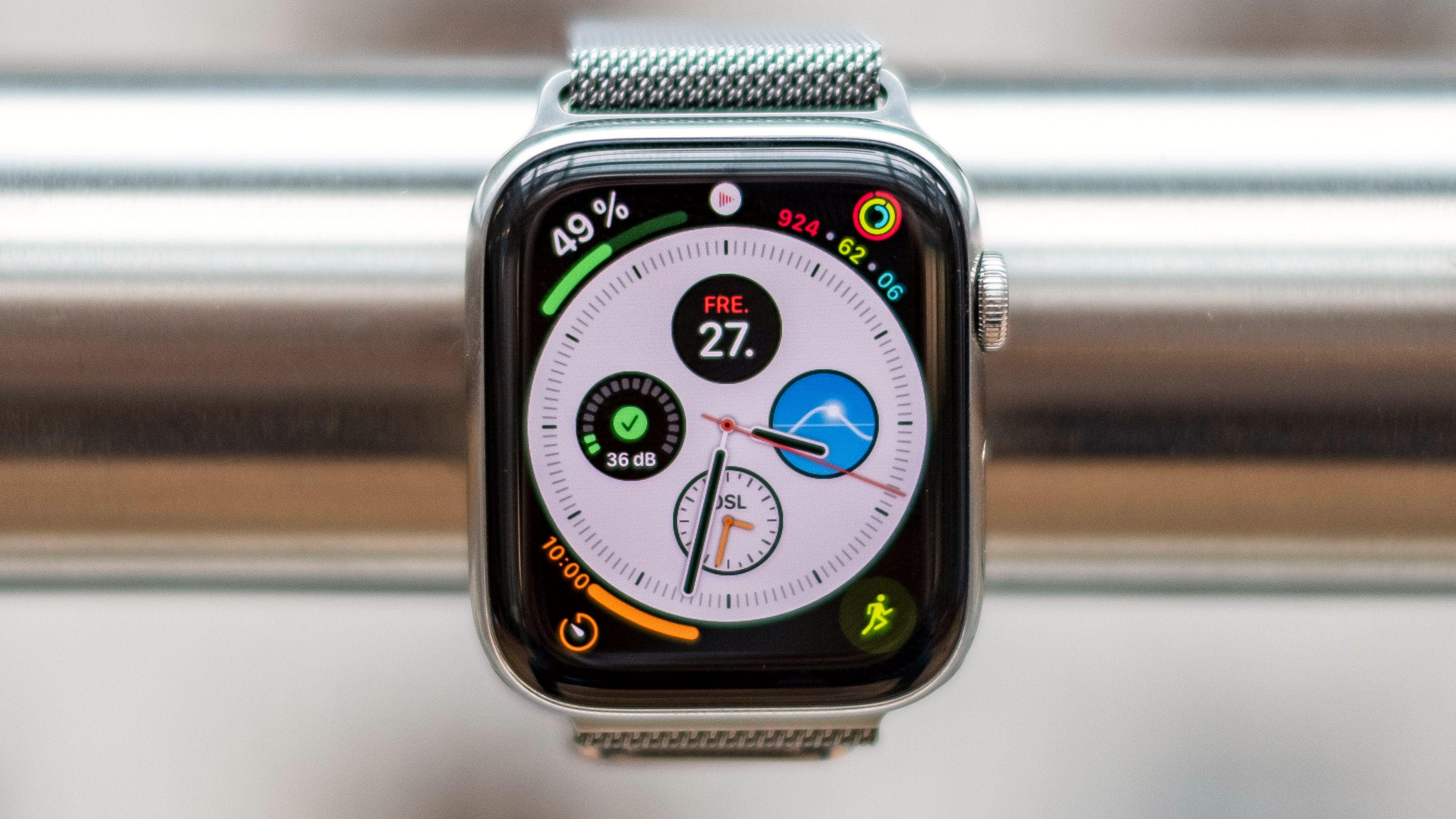 Apple Watch kan få søvnmåling