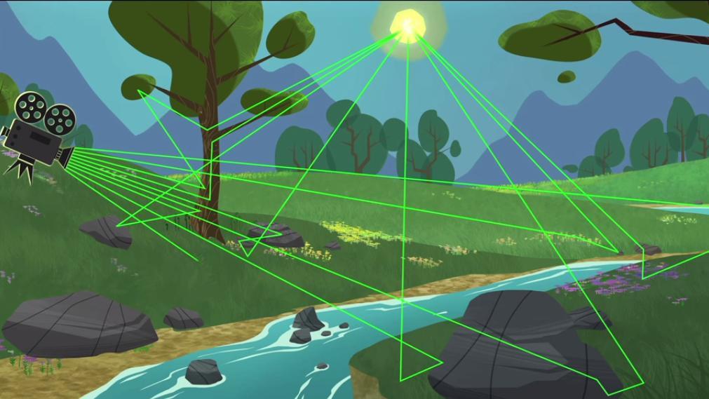 Dette er teknikken bak den avanserte lyssettingen i Disneys animasjonsfilmer