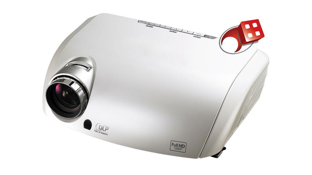 Test av HD-projektor: Optoma HD800X LV