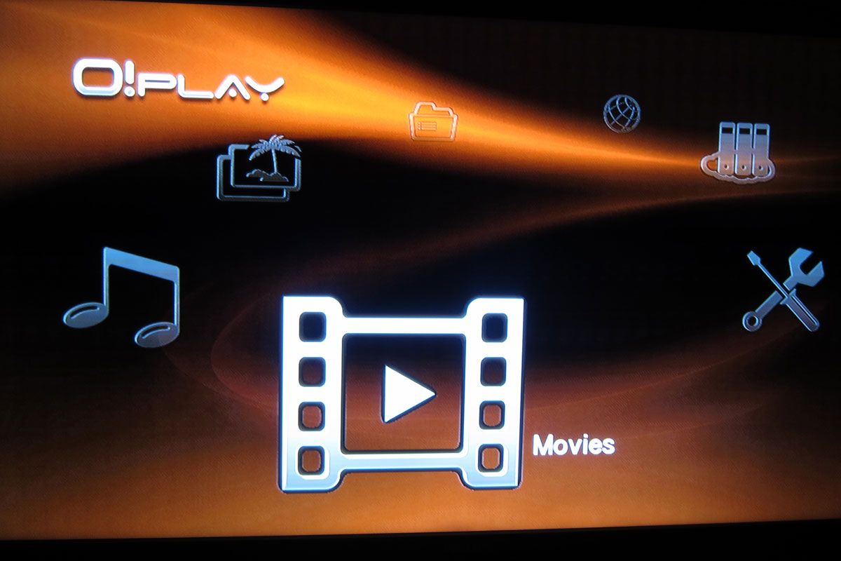 Menyen til O!Play HD2
