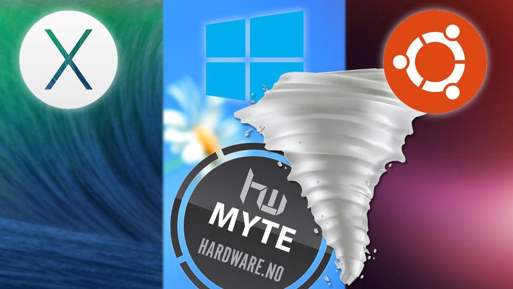 Vi sjekker: Er Ubuntu det mest effektive OS-et?