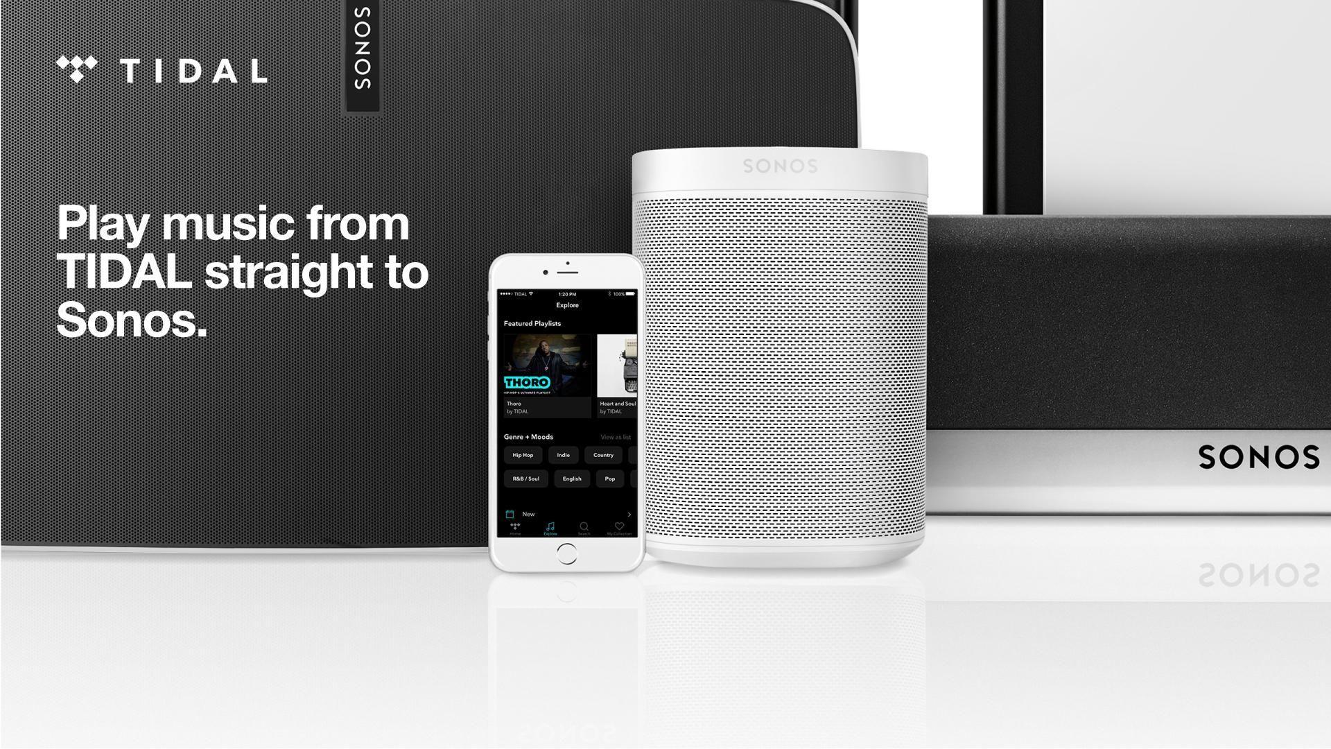 Dette er Tidal-funksjonen som alle Sonos-eiere har ventet på