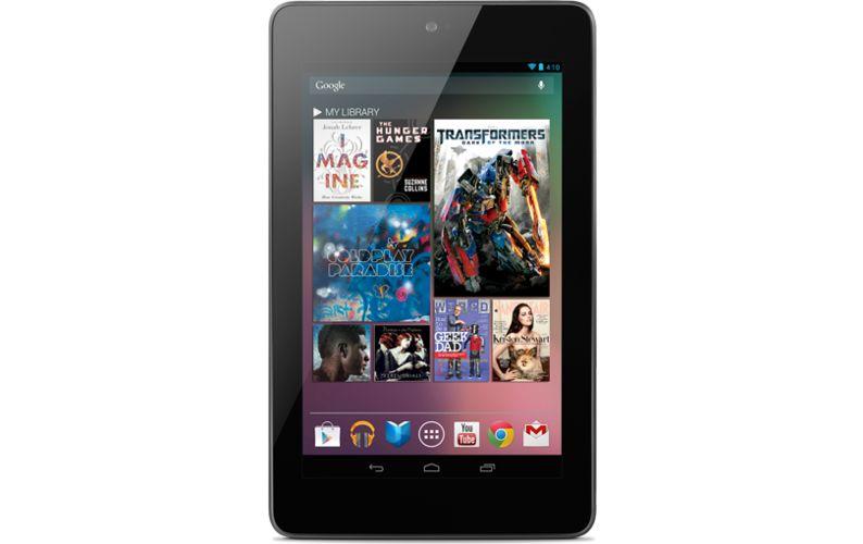 Nexus 7.Foto: Produsentfoto